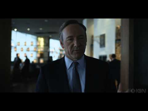House of Cards Supercut: The Best of Kevin Spacey's Frank Underwood