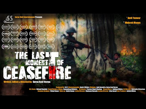 The Last Moment of Ceasefire Official Hindi Teaser | Amit Tanwar, Mukesh Manas