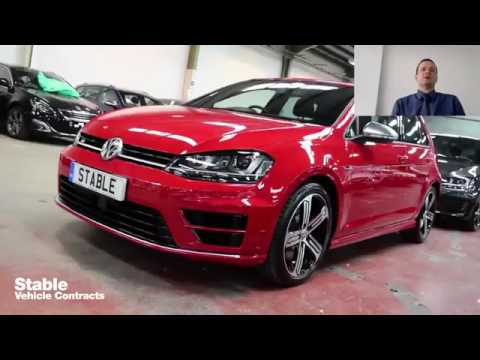 Audi TT, A3 Sportback, Golf R Facebook Live Video 29/07/2016 Stable Vehicle Contracts