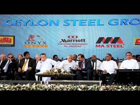 Sri Lanka's largest tyre plant on a groundbreaking mission