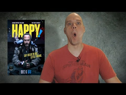 """Happy! Episode 7 Review and Recap """"Destroyer of Worlds"""" 