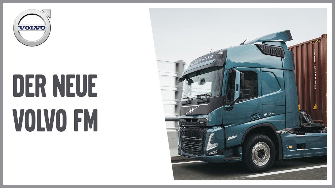 Der neue Volvo FM