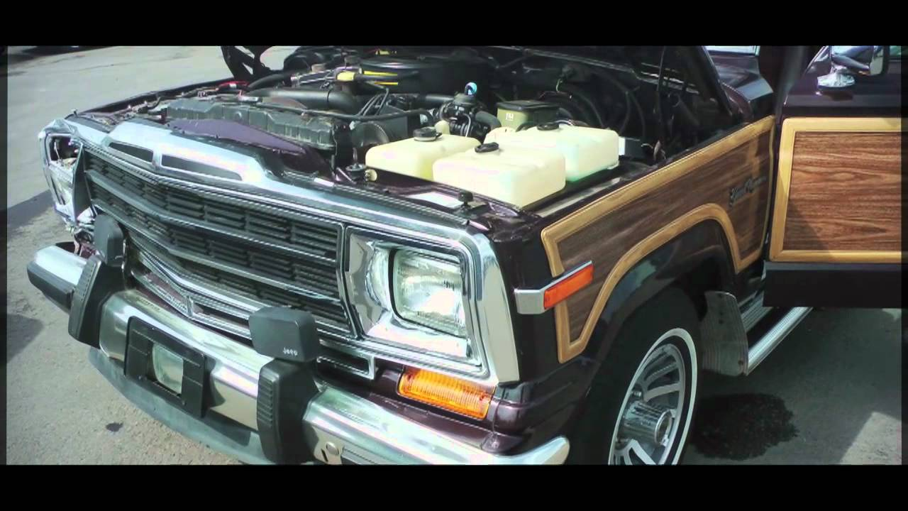 1989 Jeep Grand Wagoneer At Lkq Foster Auto Parts Youtube