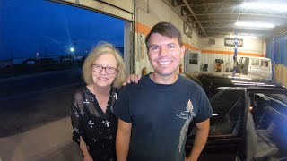 Download Surprising a Mom by restoring the Mustang of the son she lost in 2006 Mp3 and Videos