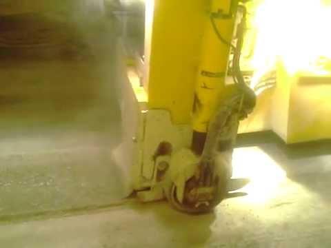 Betonfußboden Fräsen ~ Beton fräsen mit wirtgen w dc youtube
