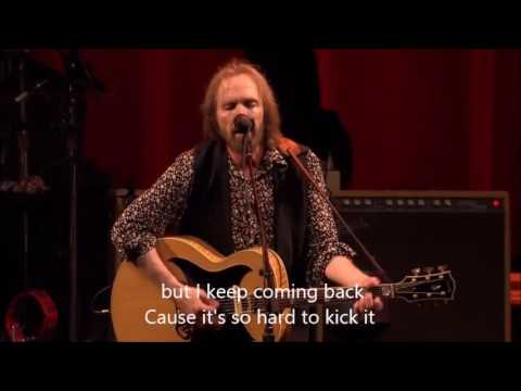 Tom Petty - Rebels (Lyrics Video)
