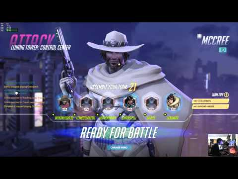 #WinD & #Pyr0 of #AE - #Overwatch full group #AcceleratedEvolution #Mccree