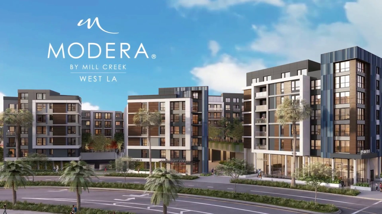 modera west la by mill creek luxury apartment living coming soon to