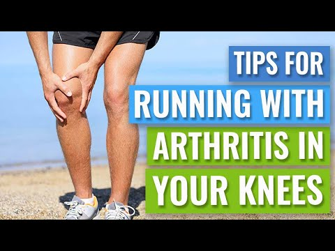 Tips for Running with Arthritis in your Knees