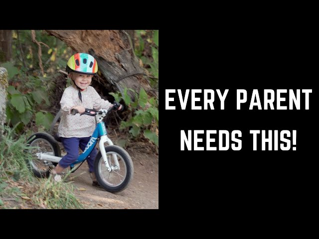 The BEST balance bike we've tried!