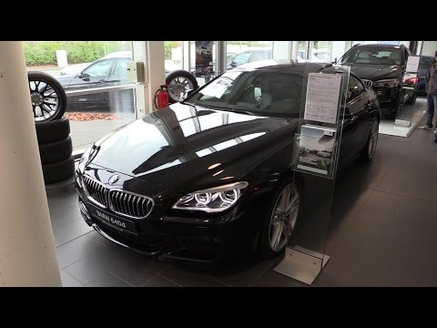 BMW 6 Series Gran Coupe 2017 In Depth Review Interior Exterior