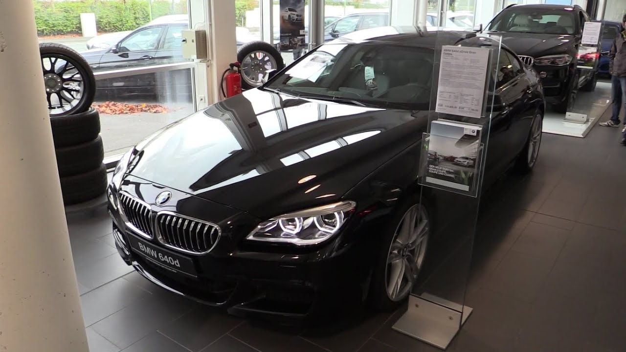 Bmw 6 Series Gran Coupe 2017 In Depth Review Interior