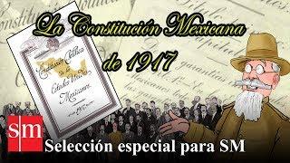 La Constitución Mexicana de 1917 - Bully Magnets