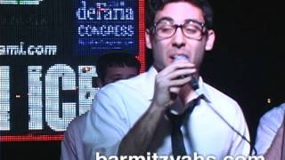 The Maccabeats In Concert Chanukah On Ice Jewish Heritage Night 2011 Part 2