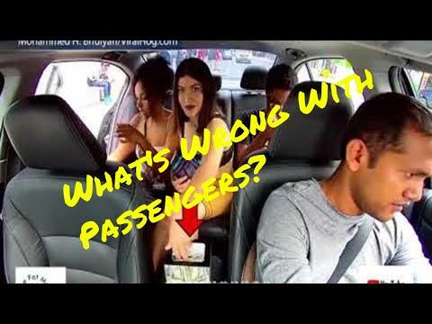 Florida Uber Driver - Unruly Passengers!