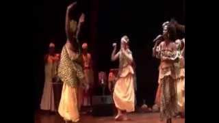 Afoxé Oju Omim Omorewá - Negra do Quilombo