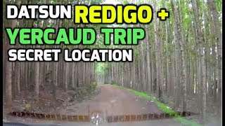 Datsun RediGo + Secrete Location - Yercaud