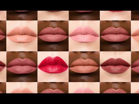 Charlotte Tilbury Hollywood Lips Review Swatches