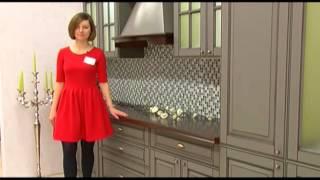 видео Кухня в стиле неоклассика