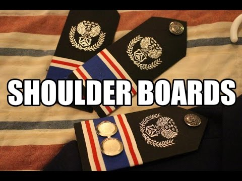All About Shoulder Boards