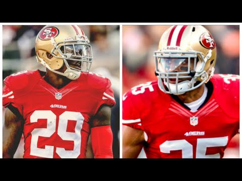 Eric Reid & Jaquiski Tartt vs Broncos (Preseason Week 2) - Tag Team! | 2017-18 NFL Highlights HD