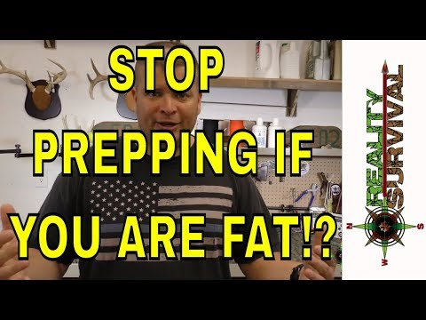Stop Prepping If You Are Fat!?