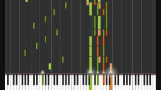 Shuffle! OP - You | Piano Tutorial, シャッフル!【ピアノ】