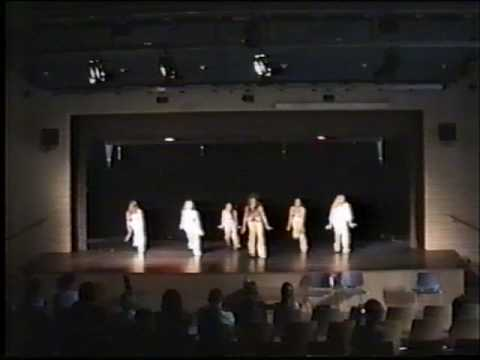 Car Wash - ISD (International School Of Düsseldorf), HS - dance group, 2003
