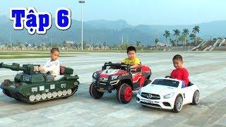 Bé DƯƠNG lái xe ô tô điện tại Quảng trường Hòa Bình❤Kênh Em Bé