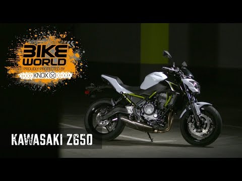 Kawasaki Z650 Bike World Review