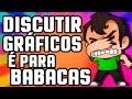 DISCUTINDO GRÁFICOS EM VIDEOGAMES