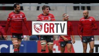 #GRTV - HIGHLIGHTS - Ulster Rugby v Gloucester Rugby