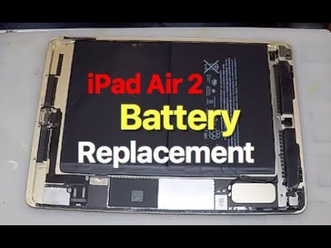 How much to replace battery for ipad