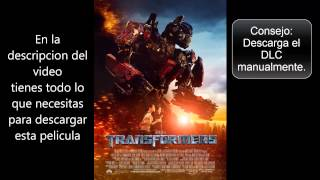 Descargar Transformers DVDRip Latino [HF]