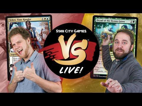 VS Live!   Azorius Control VS Golgari Constellation   Pioneer   Match 2