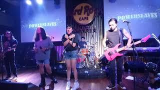 Power slaves feat riffy putri - malam ini live at hard rock cafe jakarta