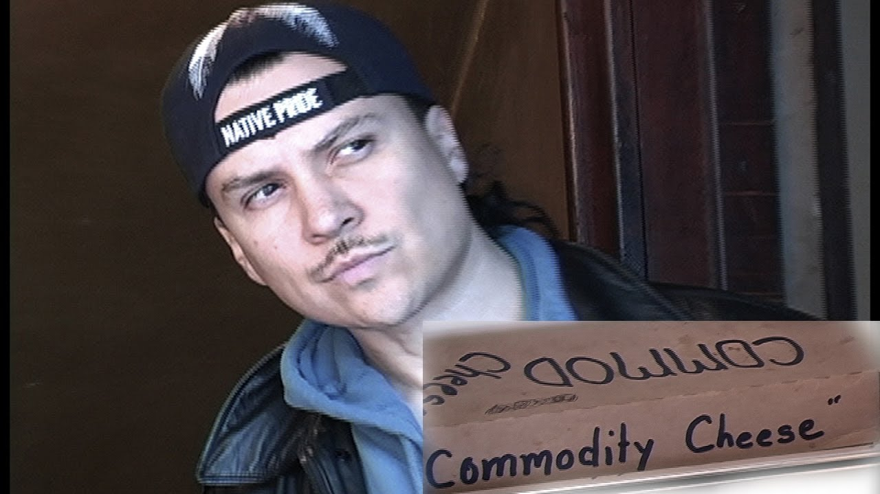 Commodity Cheese Blues in the Menominee Language - Wade Fernandez ...