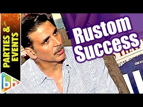 Akshay Kumar   Rustom   Success Interview   Hrithik Roshan   Rio Olympics