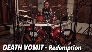 Roy Agus - 'Redemption' drum cam