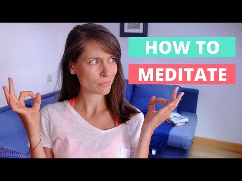 HOW TO MEDITATE WHEN YOU DON'T LIKE MEDITATION