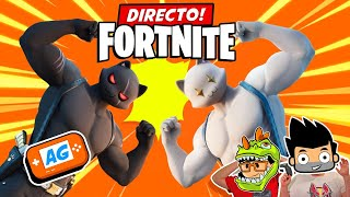 Hermanos GATETE ! en Fortnite LOS GATETES BROTHER