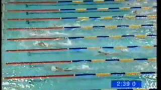 1998   Australia Gold   4x200 Free   1998 World Champs   Klim Hackett Thorpe Kowalski   1 of 2