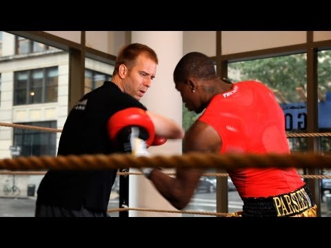How to Weave | Boxing Lessons