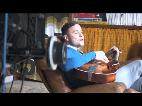 Olly Murs - Busy (Behind the Scenes)