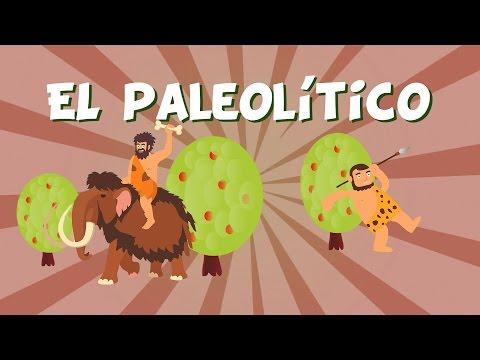 El Paleolítico Videos Educativos Para Niños Youtube