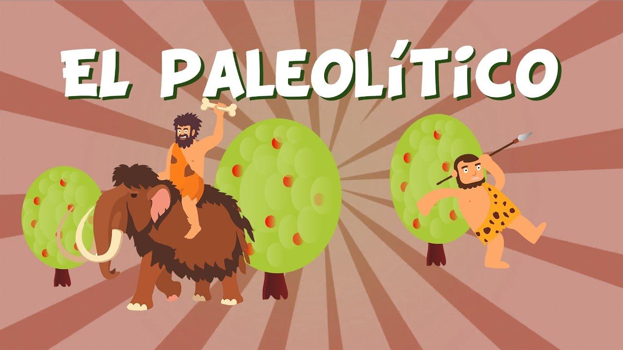 El Paleolítico Videos Educativos Para Niños