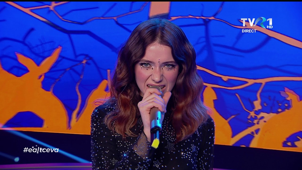 Roxen - Beautiful Disaster   Finala Eurovision România 2020 (@TVR1)