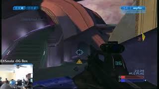Halo 2 LAN Series in Long Beach, CA (BxSouljah POV)
