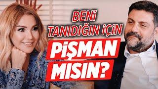 Konuğum Şafak Mahmutyazıcıoğlu Tüm Merak Ettiklerinizi Sordum  Ece Erken