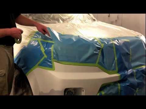 How To Blend Clear Coat Spot Repair